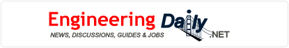 EngineeringDaily.net - News, notes and jobs for engineering professionals