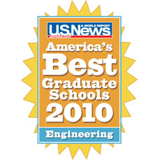 Top 10 Engineering Graduate Schools in the USA