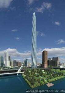 Chicago-spire