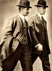Wilber and Orville Wright