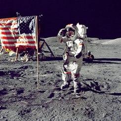 1969 Apollo Moon Landing