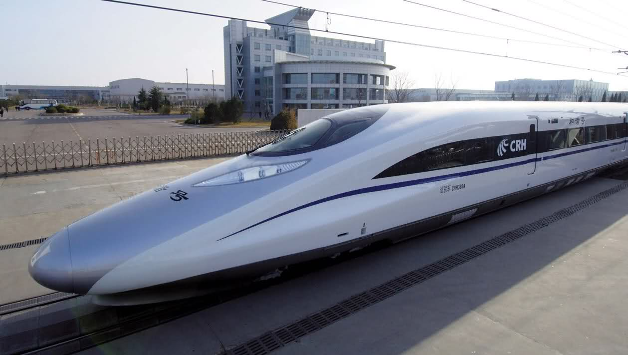 5 Fastest Trains in the world | The Engineering Daily