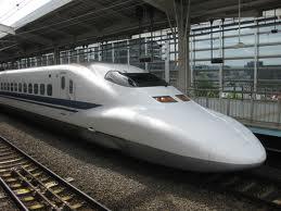 Shinkansen-Train