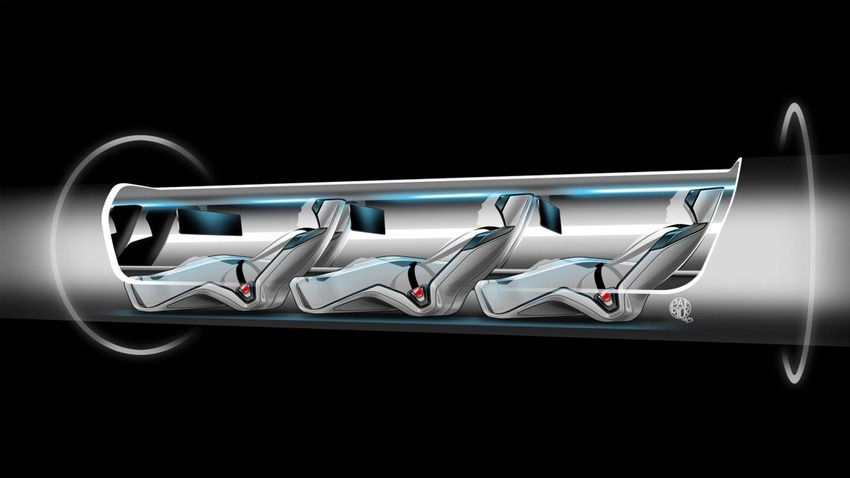 How Hyperloop Super-Fast Travel Would Change the World